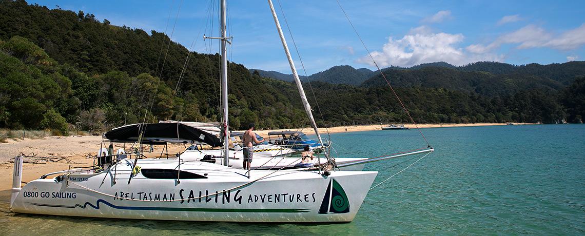 Abel Tasman Sailing Adventures © PhotoTravelNomads.com