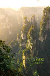 Avatar Felsen Zhangjiajie