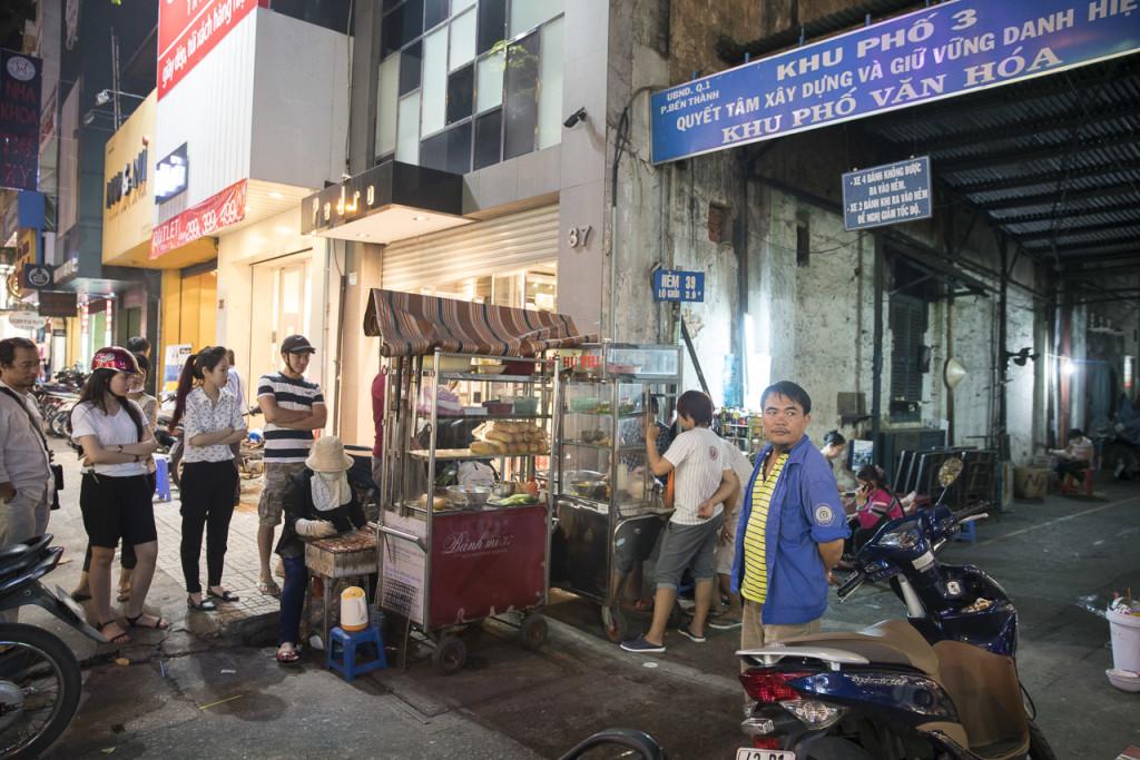 10 Vietnam Reise Tipps: Streetfood in Ho Chi Minh - Banh Mi 37