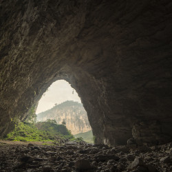 Betel Nut Cave im Betel Valley (China) © PhotoTravelNomads.com