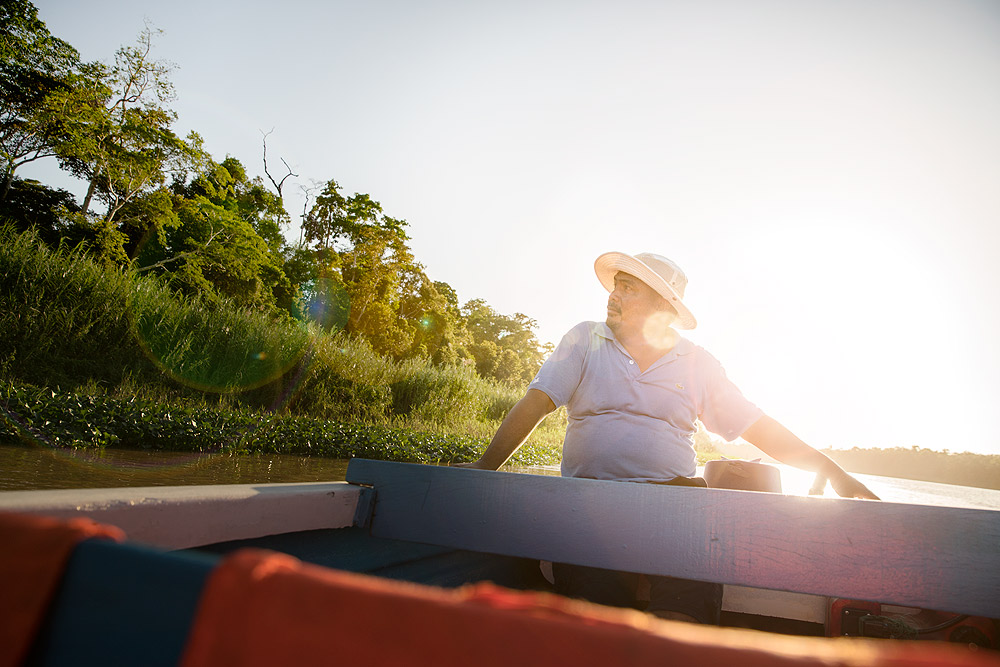 Osman Homestay Kinabatangan River Cruise ©PhotoTravelNomads.com