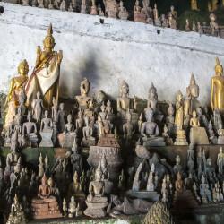 Buddha Cave Pak Ou in Luang Prabang ©PhotoTravelNomads.com