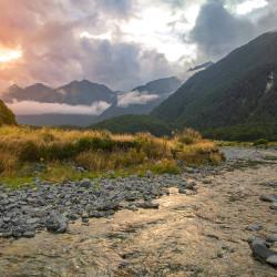 Cascade Creek Camping Ground am Milford Sound (Neuseeland) ©PhotoTravelNomads.com