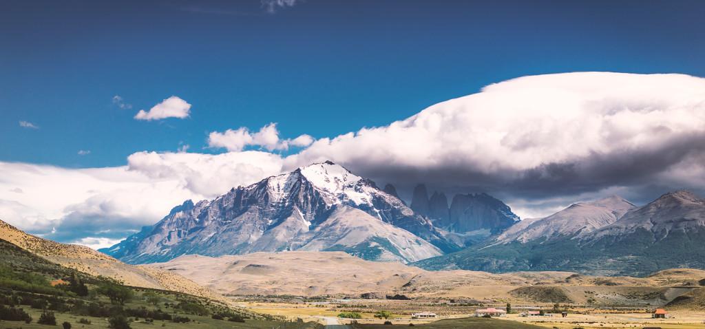 Cerro Paine Grande - Torres del Paine Nationalpark - Chile © PhotoTravelNomads.com