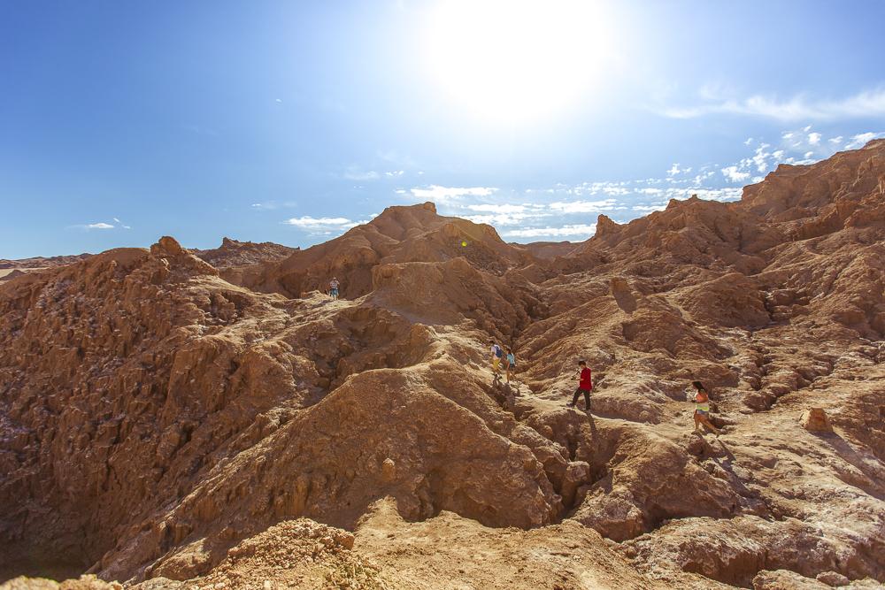 Tal des Mondes Tour - Cordillera de Sal - San Pedro de Atacama © PhotoTravelNomads.com