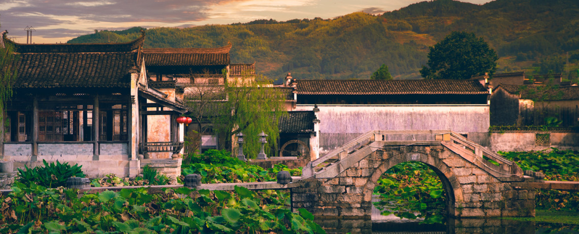 Chengkan Ancient Village bei Tunxi (Huangshan/Anhui) - © PhotoTravelNomads.com