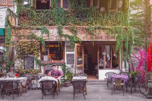 Xia Wan Cafe in Tunxi (Huangshan/Anhui) - © PhotoTravelNomads.com
