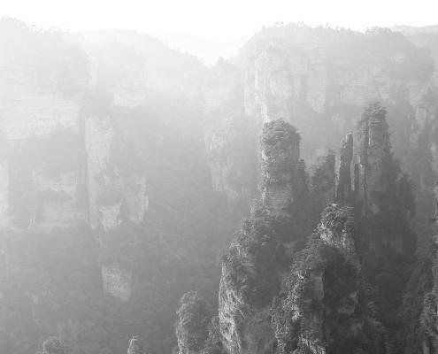 Zhangjiajie National Forest Park - Teaser