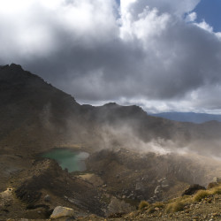 Emerald Lakes Tongariro Alpine Crossing © PhotoTravelNomads.com