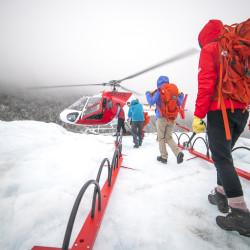 Extreme Fox Gletscher Heli Hike © PhotoTravelNomads.com