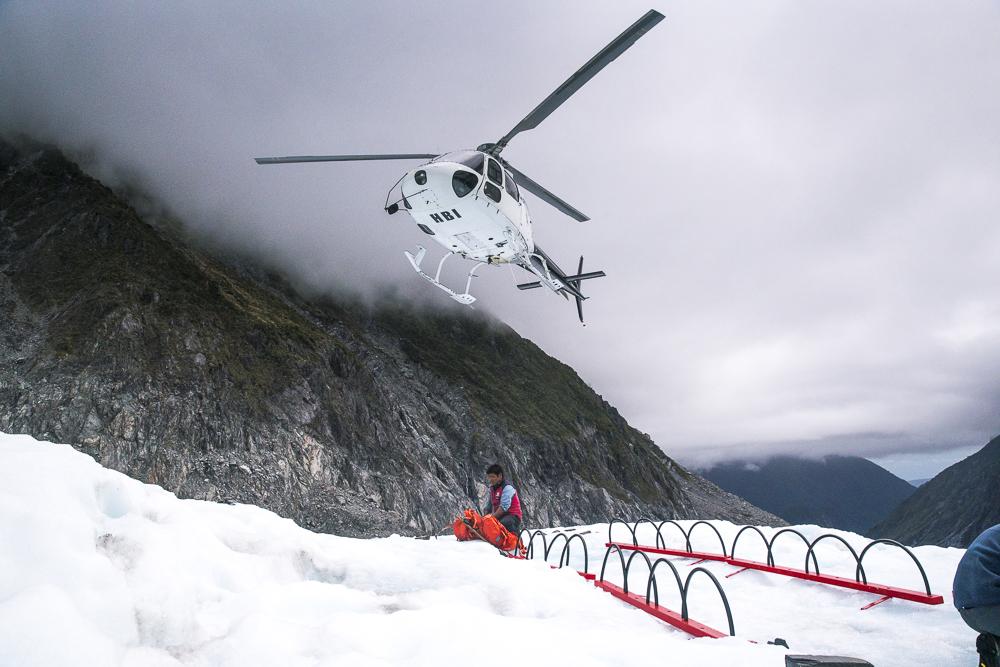 Heli Hike am Fox Glacier © PhotoTravelNomads.com