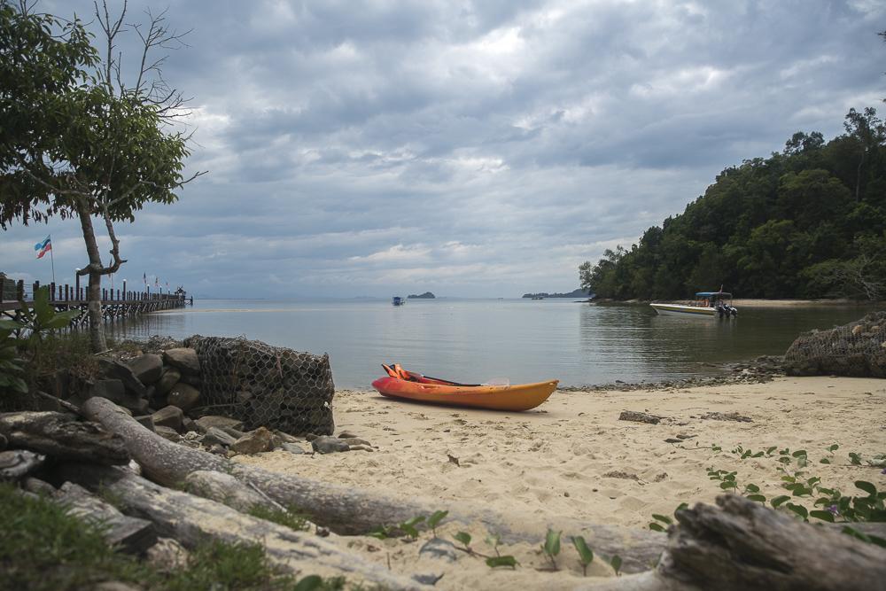 Gaya Island bei Kota Kinabalu (Borneo) © PhotoTravelNomads.com