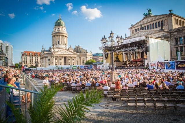 Gendarmenmarkt Berlin ©PhotoTravelNomads.com