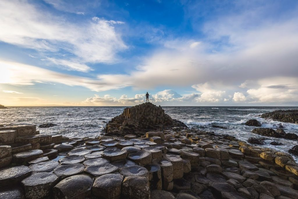 Giants Causeway in Ireland © Sebastian Abendschön