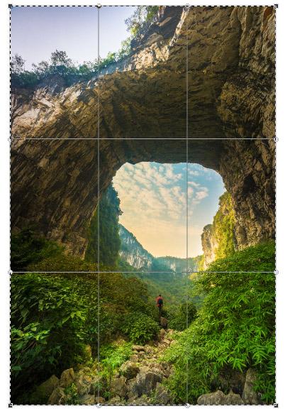 Goldener Schnitt - Bildaufteilung © PhotoTravelNomads.com