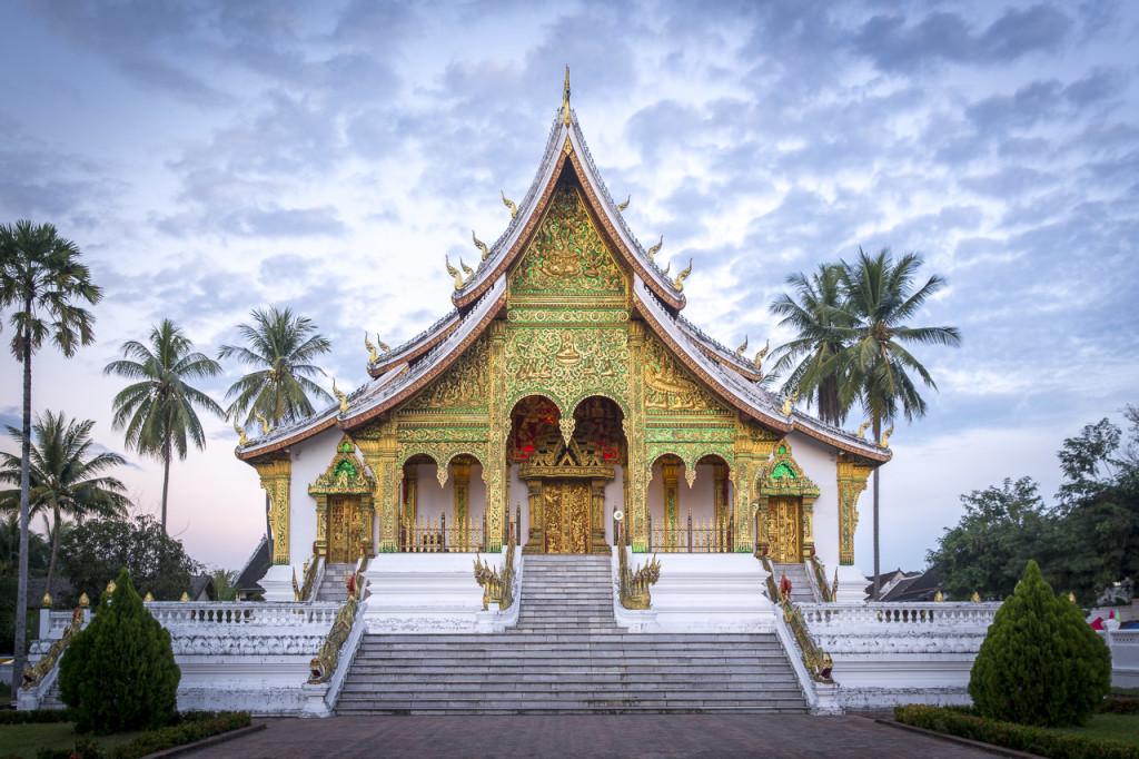 Haw Pha Bang Luang Prabang ©PhotoTravelNomads.com