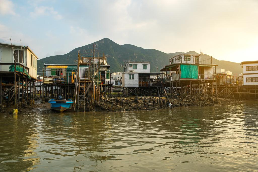 3 Tage in Hong Kong: Tai O Fisher Village in Hong Kong Lantau Island