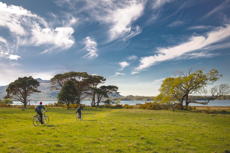 Irland Sehenswürdigkeiten: Killarney National Park - Irland Reisebericht © PhotoTravelNomads.com