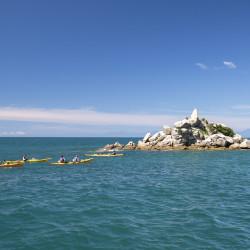 Abel Tasman Kayaking ©PhotoTravelNomads.com