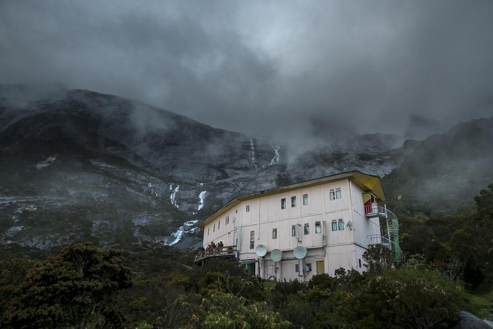 Laban Rata Mount Kinabalu Basislager © PhotoTravelNomads