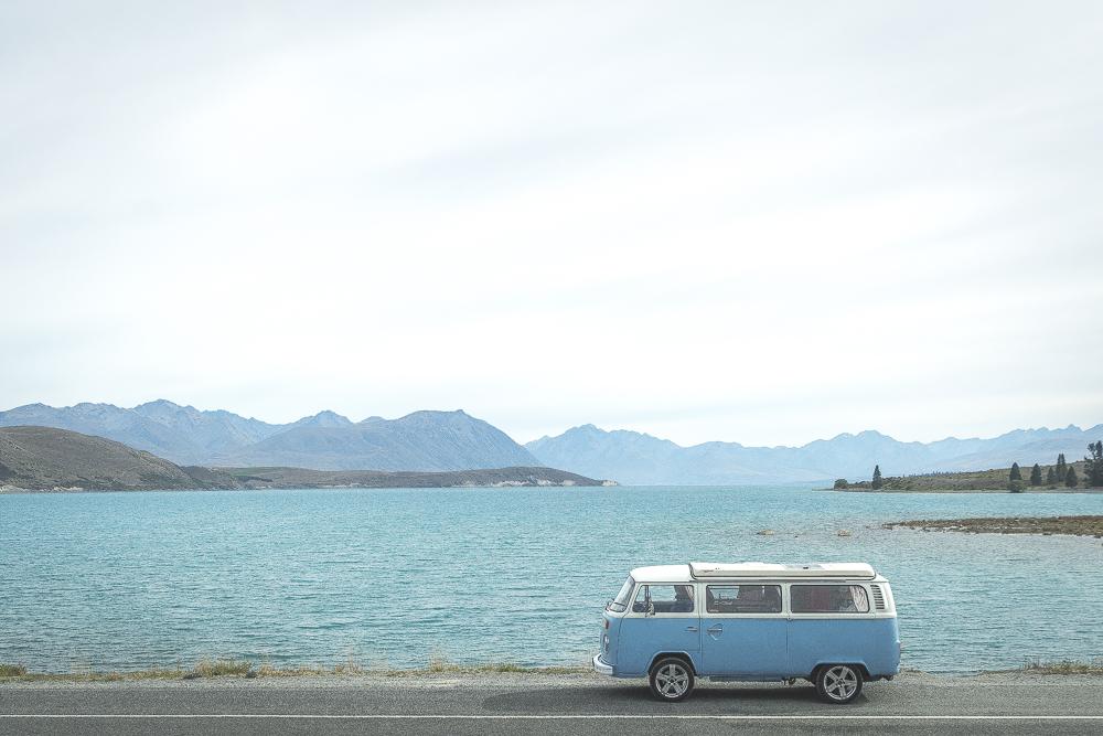 Lake Tekapo Freedom Camping © PhotoTravelNomads.com