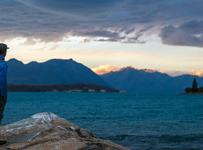 Lake Tekapo © PhotoTravelNomads.com