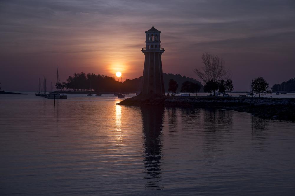 Langkawi Reisebericht: Leuchtturm ©PhotoTravelNomads.com