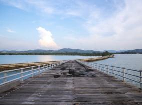Langkawi Reisebericht: Tsunami-Wall ©PhotoTravelNomads.com