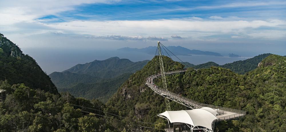Sky Bridge Langkawi © PhotoTravelNomads.com