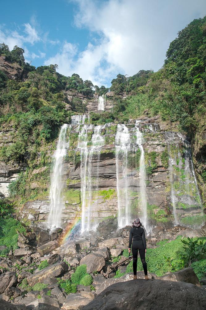 Tree Top Explorer - Waterfall Ziplining at Bolvaven Plateau ©PhotoTravelNomads.com