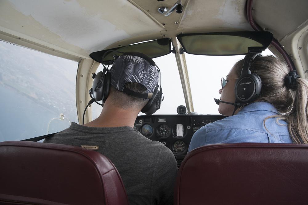 Learn to Fly NZ - Wanaka Flight Trial Flight ©PhotoTravelNomads.com
