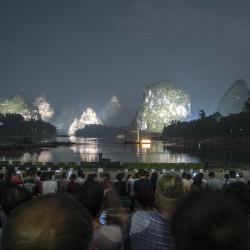 Liu Sanjie Lightshow Yangshuo © PhotoTravelNomads.com
