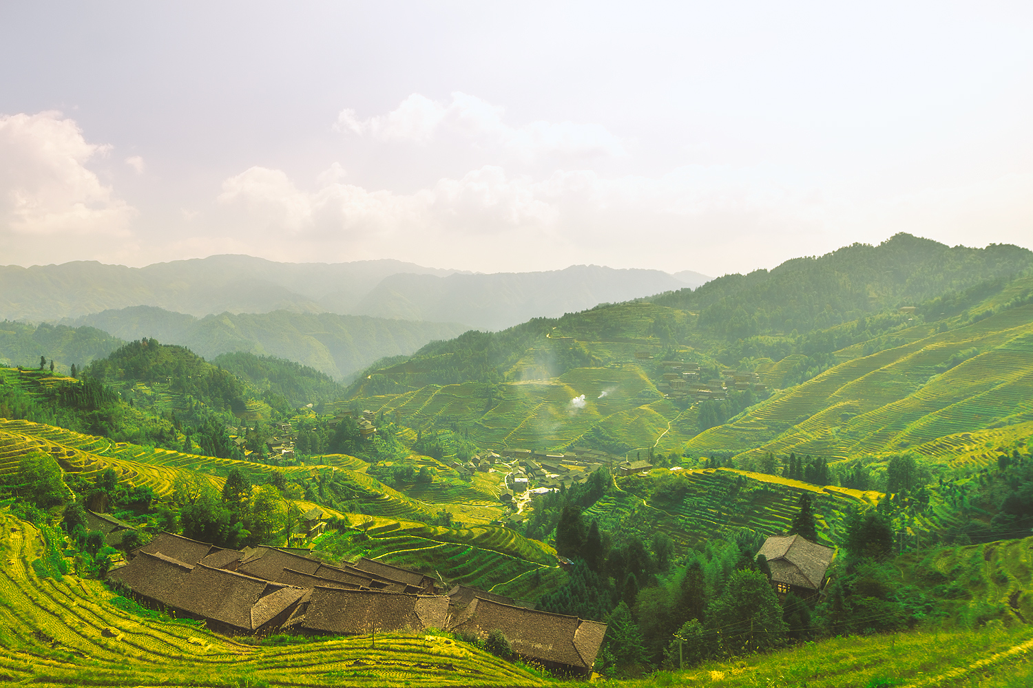Longji Rice Terraces © PhotoTravelNomads.com
