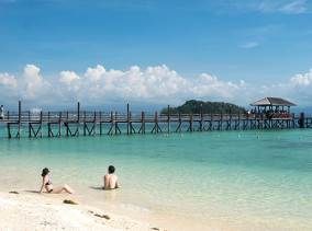 Manakan Island bei Kota Kinabalu (Borneo) © PhotoTravelNomads.com