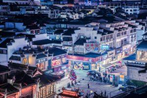 Marktplatz Tunxi