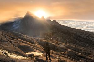 Mount Kinabalu Sunset ©PhotoTravelNomads.com