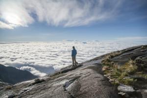 Wolkenmeer am Mount Kinabalu © PhotoTravelNomads.com