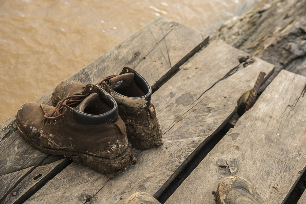 Ox-Bow Lake Junglewanderung - Kinabatangan River Cruise - Osman Homestay © PhotoTravelNomads.