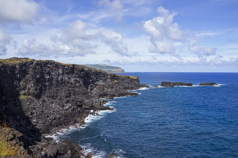 Ana Te Pora Küste auf der Osterinsel © PhotoTravelNomads.com
