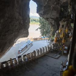 Pak Ou Buddha Cave in Luang Prabang ©PhotoTravelNomads.com