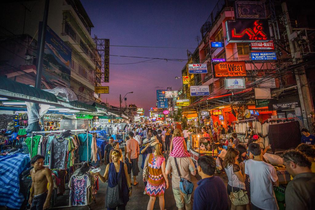 Thailand Reisebericht: Bangkok ©PhotoTravelNomads.com