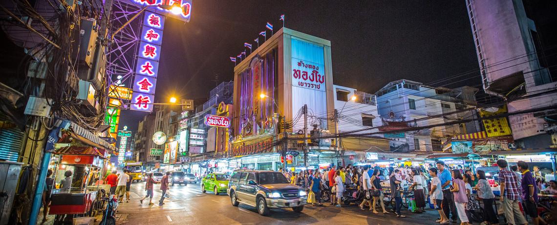 Thailand Reiseblog: Streetfood in Bangkok © PhotoTravelNomads.com