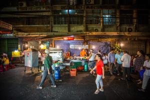 Bangkok Reisebericht: Streetfood