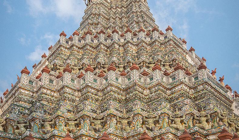 Thailand Reiseblog: Sehenswürdigkeiten Wat Pho in Bangkok © PhotoTravelNomads.com