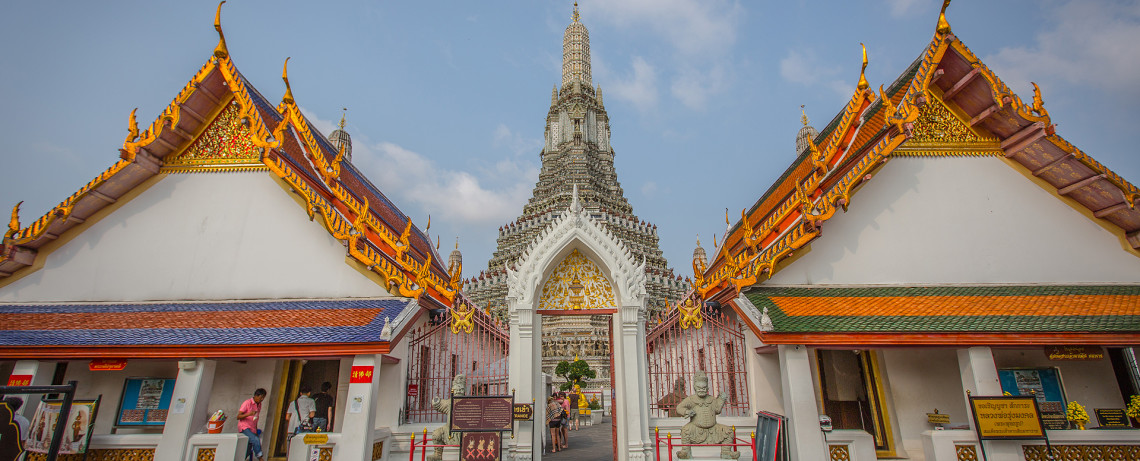 Thailand Reiseblog: Wat Pho in Bangkok © PhotoTravelNomads.com