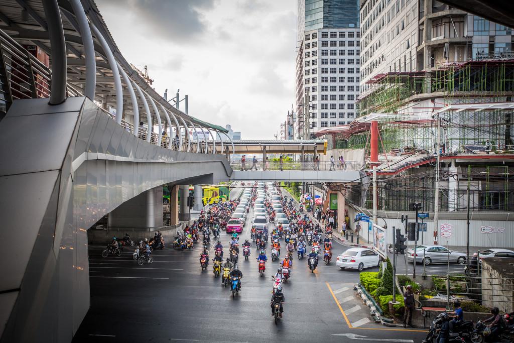 Bangkok Reisebericht: Es ist laut