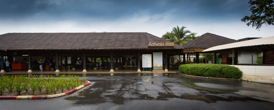 Ko Samui Airport © PhotoTravelNomads.com