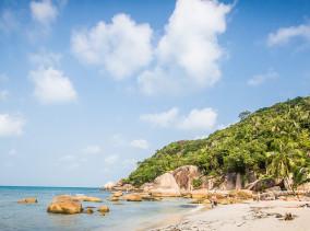 @ PhotoTravelNomads - Asien - Thailand - Ko Samui - Samui Yacht Club Beach