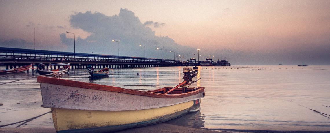 Thailand Reiseblog: Strand in Ko Samui © PhotoTravelNomads.com