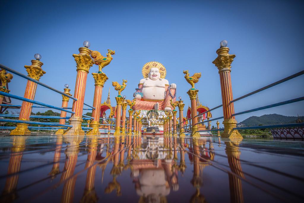 @ PhotoTravelNomads - Asien - Thailand - Ko Samui - Wat Plai Laem